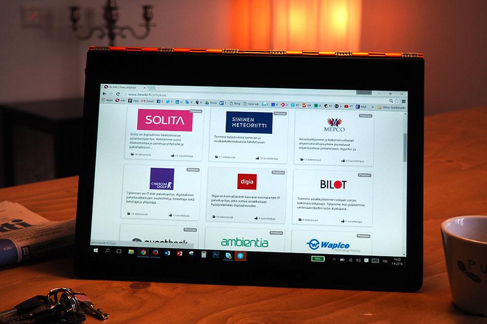 B2b-digitalisaatiomarkkinan koostavan ite wikin visiona on kilpailukykyinen Suomi